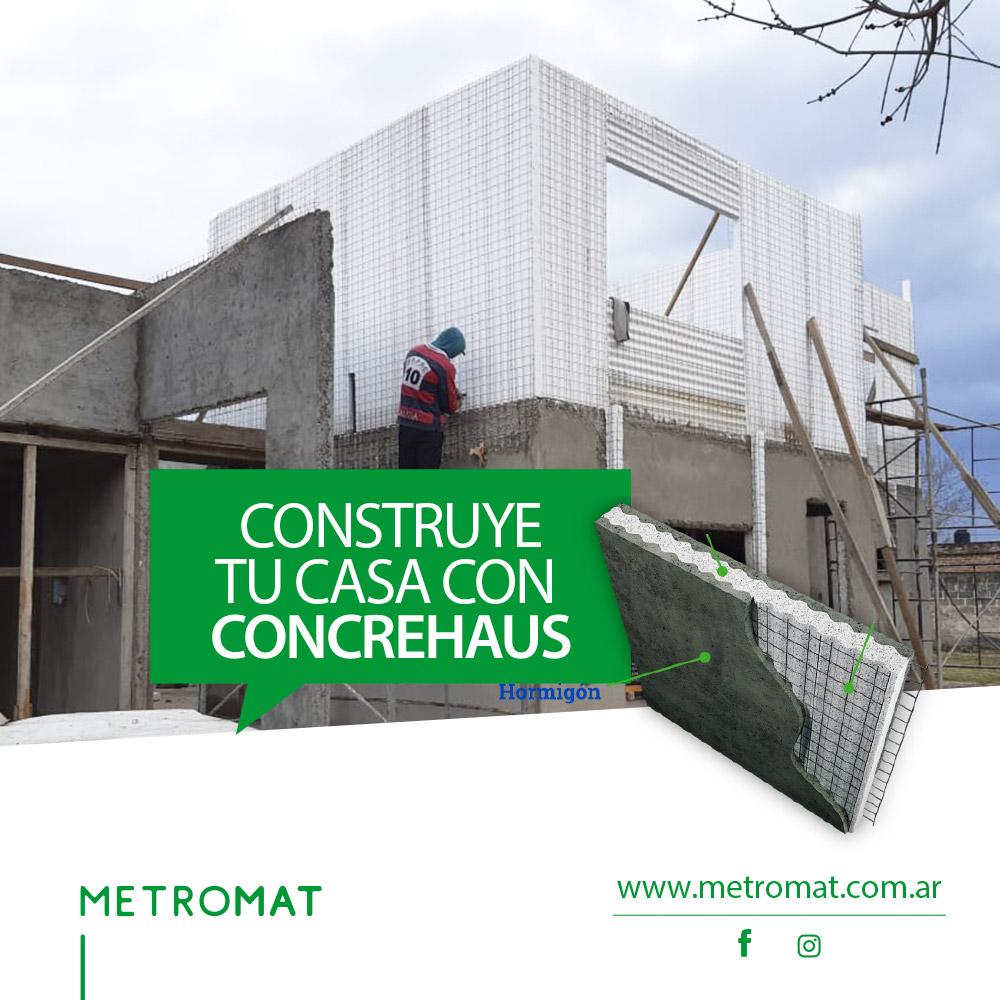 arquitectura concrehaus